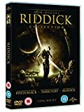 The Riddick Collection [Pitch Black/The Chronicles Of Riddick: Dark Fury/The Chronicles of Riddick] [DVD]