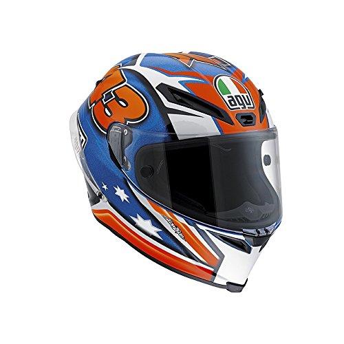 AGV-J6101A1FW005-Casco-Corsa-E2205-Replica-W-Multicolore