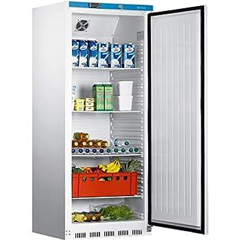 ZORRO ZHT ECO 600R Lager Kühlschrank 600 L weiß Gastro Kühlschrank Gewerbe