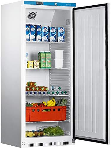 Saro 323-2020 HK 600 Kühlschrank mit Umluftventilator, 620L, Weiß