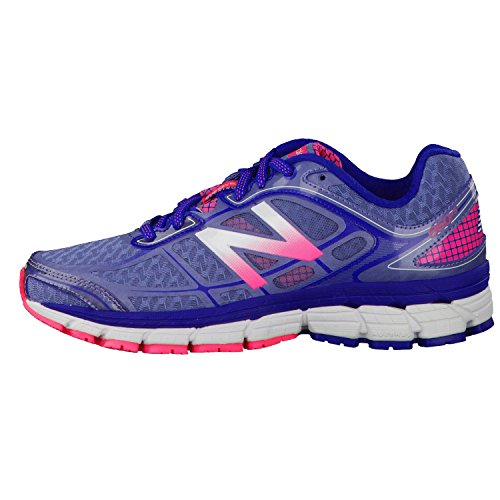 New Balance - Nbw860Gp5 - , homme, gris (grey/pink), taille pink