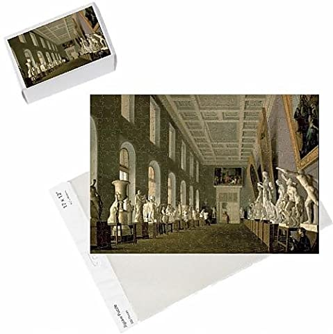 Photo Jigsaw Puzzle of The Antiquities Gallery of the Academy