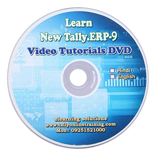 Tally.ERP 9 Video Tutorial In English