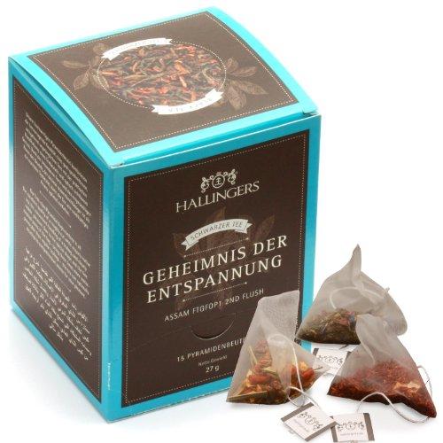 Hallingers Tee - Geheimnis der Entspannung