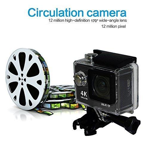 Yuntab-allaperto-Sport-Action-Camera-Guerriero-G1-H265-Wi-Fi-HD-1080P-Videocamera-Con-3400mAh-agli-ioni-di-litio-e-16GB-di-storage-G-sensor-165--grandangolare-Wireless-Telecomando-senza-fili