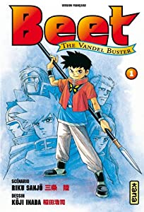 Beet the Vandel Buster Edition simple Tome 1