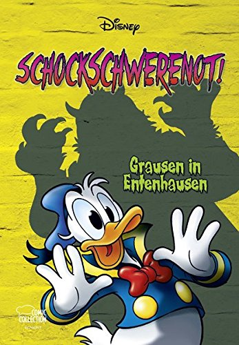 Enthologien 27: Schockschwerenot! – Grausen in - Disney Duck Halloween Donald