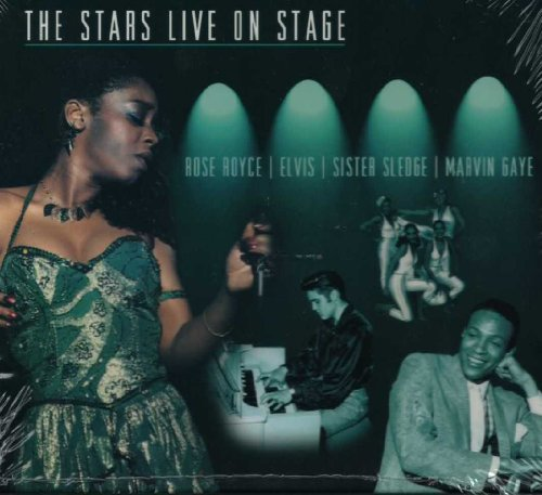 The Stars Live on Stage (Throwing Copper Live)