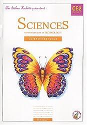 Sciences expérimentales et technologie CE2 : Guide pédagogique