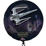 Party Palast - Party Dekoration Ballon Star Wars The Force Awakens , Mehrfarbig