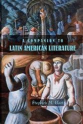 A Companion to Latin American Literature (Monografías A)