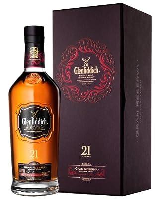 Glenfiddich 21 Year Old Gran Reserva Single Speyside Malt Whisky