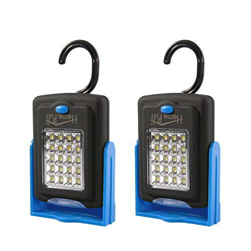 homepuff-2pack-23-led-work-light-work-torch-portable-inspection-flashlight-with-strong-magnetic-supp