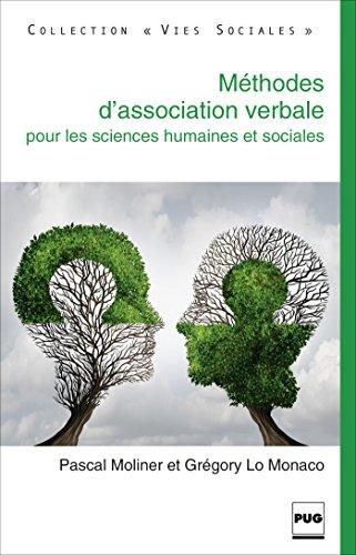 Méthode d'association verbale pour les sciences humaines et sociales : Fondements conceptuels et aspects pratiques