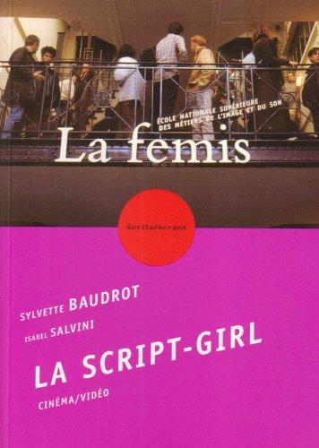 La Script-Girl : Cinéma-Vidéo