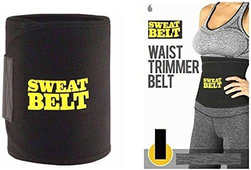 Vansh Enterprises Vansh shapewear sweat belt waist trimmer for Men & Women (Free Size)
