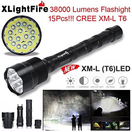 T6 5 Mode 18650 Super Helle LED Taschenlampe