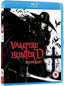 Vampire Hunter D: Bloodlust - Standard BD [Blu-ray]