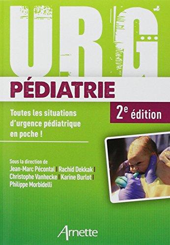 Urg' pdiatrie (2e dition)