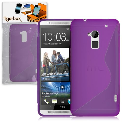 tigerboxr-s-line-hydro-gel-skin-case-cover-for-htc-one-max-with-screen-protector-purple