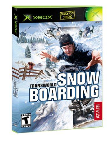 Transworld Snowboarding - Xbox - US