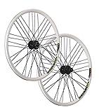 Vuelta 26 Zoll Laufradsatz Quattro X Shimano Deore Disc HB/FH-M525 weiß