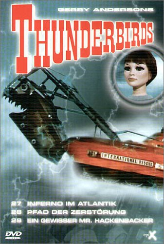 Bild von Thunderbirds 09, Folge 27-29