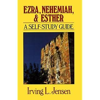 Ezra, Nehemiah and Esther (Bible Self Study Guides)