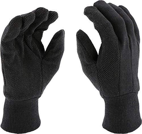 MAGID GLOVE & SAFETY MFG. XL BRN Jersey Glove