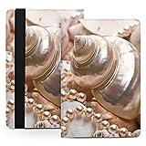 Archos 101c Platinum Stand Up Tasche - Perlmutt