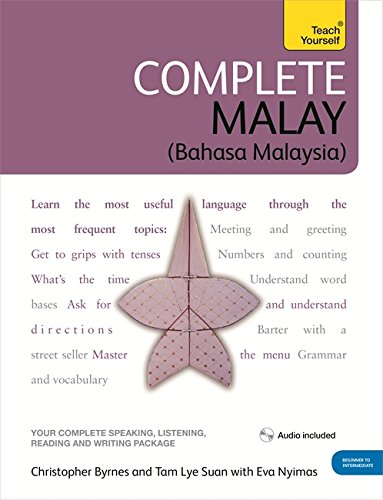 From £26.73: Complete Malay bahasa Malaysia Teach Yourself book cd Pack