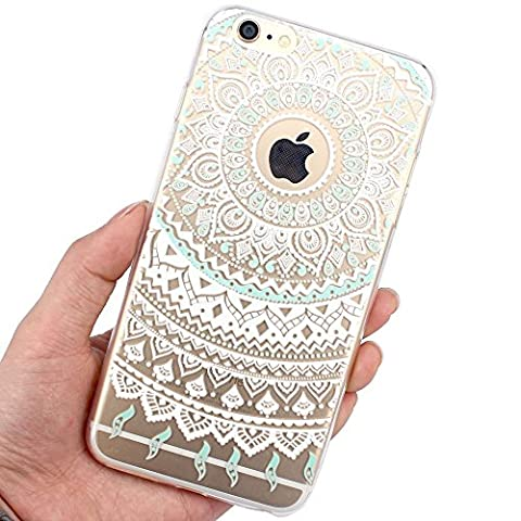 Aprtwin Crystal Case Hülle für Apple iPhone 6 / 6S