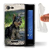 Stuff4 Phone Case for Sony Xperia E3 Popular Dog/Canine