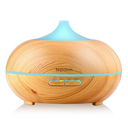 tepoinn-aroma-diffuser-300ml-essential-oil-diffuser-electric-ultrasonic-humidifier-aromatherapy-cool