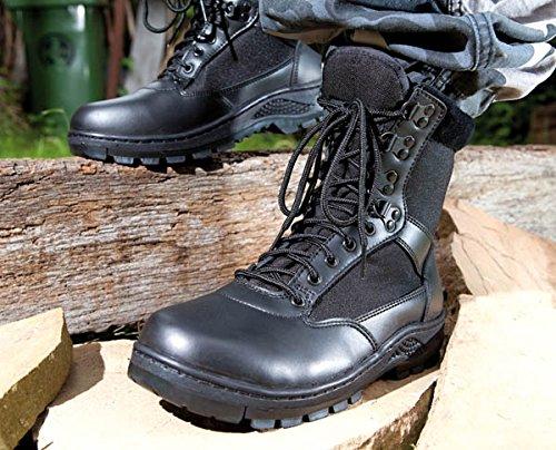 Brandit Phantom Tactical Boot schwarz EU43 Phantom Nylon Boot