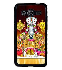 Fuson Designer Back Case Cover for Samsung Galaxy Core 2 G355H :: Samsung Galaxy Core Ii :: Samsung Galaxy Core 2 Dual (padmavati lakshmi govinda ayyapa)