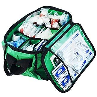 JFA Large Haversack Bag First Aid Kit 9