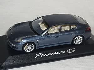 Porsche Panamera 4s Yachting Blau 1 43 Minichamps Modell Auto Modell Auto Spielzeug