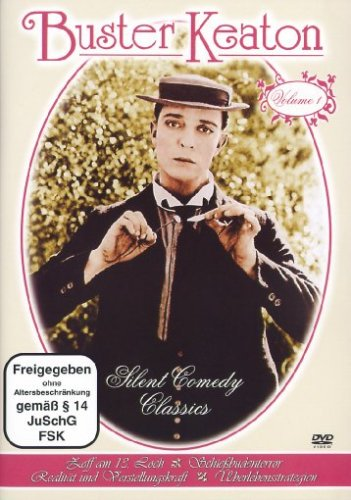 Buster Keaton Vol. 1 - Silent Comedy Classics