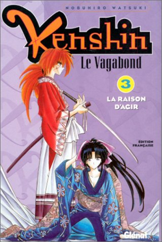 Kenshin - le vagabond Vol.3