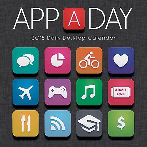App-A-Day 2015 Daily Boxed Calendar by 2015 Calendars 2015 Boxed Daily Calendar