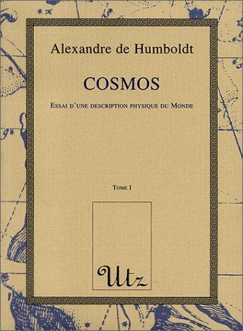 Cosmos 2 volumes. Essai d'une description physique du Monde
