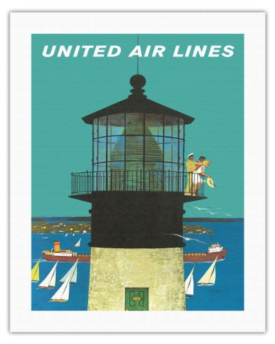 phare-et-voiliers-united-air-lines-vintage-airline-travel-poster-by-stan-galli-c1960s-beaux-arts-imp