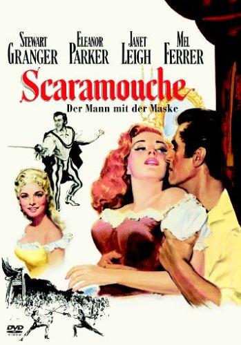 Scaramouche - Der Mann mit der Maske (Filme Mit Masken)