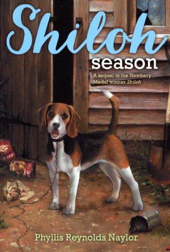 Shiloh Season (Tom and Ricky Mystery)