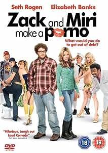 Zack And Miri Make A Porno [DVD]