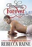 Finding Forever, Books 1-5: A Collection of MMF, MF and MM Steamy Romance Novels (English Edition)