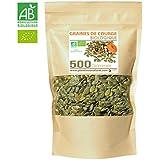 Graines de Courge Bio - 500 g (Cucurbita pepo)