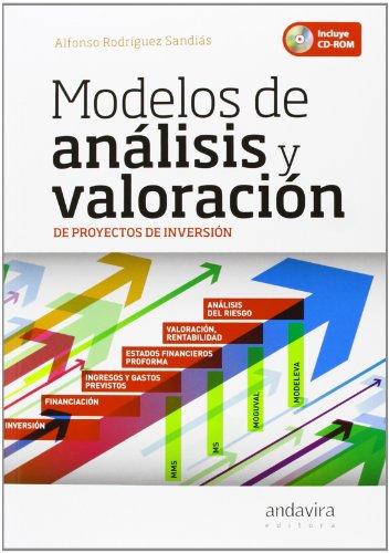 Modelos de análisis y valoración de proyectos de inversion