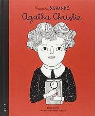 Pequeña & Grande Agatha Christie par María Isabel Sánchez Vegara